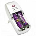 ЗУ для аккумуляторов 3Q C24-10 ЗУ + 2 аккумулятора AAA по 1000mAh