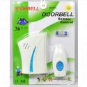 Звонок беспроводной на батарейке Doorbell