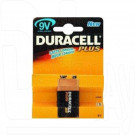 Duracell 6LR61 (Крона) 9V BL1