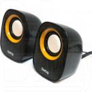 Dialog Colibri AC-06UP акустика 2.0 черная
