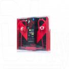 Гарнитура Bluetooth Harper HB-107 красная