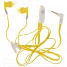 Гарнитура Harper HV-103 желтая