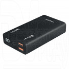 Power bank HARPER PB-10008 (10 000 mAh, Lit-pol, Quick Charge 3.0, дисплей)