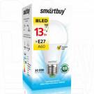 Светодиодная Лампа Smartbuy A60 (Е27, 13Вт, теплый свет)