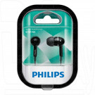 Наушники Philips SHE 1450BK черные