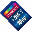 SDHC 16Gb Transcend Class 10 UHS-I