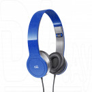 Наушники GAL SLR-180bl синие