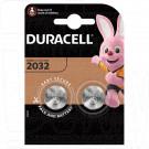 Duracell CR2032 BL2