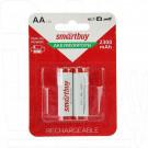 Аккумуляторы Smartbay  HR6 2300mAh NiMH BL2 AA в упаковке 2 шт