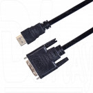 Кабель HDMI - DVI 1 м GAL