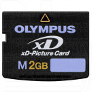 xD 2 Gb Olympus