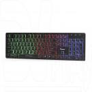 Клавиатура Smartbuy 305 черная с подсветкой