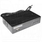 Цифровой ресивер LUMAX 3205HD DVB-T2/C с дисплеем + кабель 3RCA, WI-FI и Кинозал