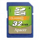 SDHC 32Gb Apacer Class 10