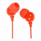 Наушники Smartbuy Color Trend оранжевые