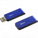 USB Flash 16Gb Apacer AH334 синяя