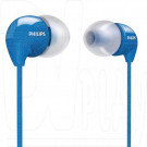Наушники Philips SHE 3590 голубые