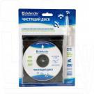 Чистящий диск Defender (CD + жидкость 20мл)