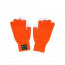 Bluetooth гарнитура Harper HB-502 Перчатки оранжевые