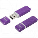 USB Flash 64Gb Smart Buy Quartz фиолетовая