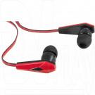 Наушники Defender Trendy-704 красно-черные