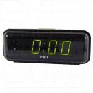 VST 738-2 часы настольные с зелеными цифрами