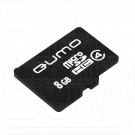 microSD 8Gb Qumo без адаптера