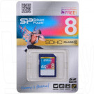 SDHC 8Gb Silicon Power Class 10