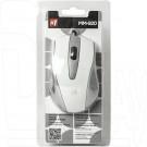 Мышь Defender MM-920 USB бело-серая