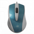 Мышь Defender MM-920 USB сине-серая