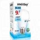 Светодиодная Лампа Smartbuy A60 Е27 9Вт белый свет