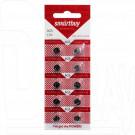 Элемент питания Smartbuy AG5 BL10 упаковка 10шт