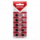 Элемент питания Smartbuy AG8 BL10 упаковка 10шт