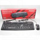 Aneex E-KM1865 клавиатура + мышь