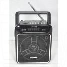 Радиоприемник ATLANFA AT-9142 (дисплей\USB\SD\MP3) + фонарик