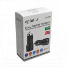 Автомобильная зарядка Eplutus CU-220Q