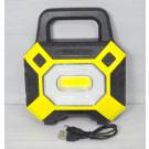 Переносной светодиодный фонарь TJ-328A аккумуляторный