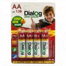 Dialog LR6 4B упаковка 4шт
