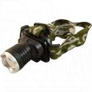 Налобный фонарь аккумуляторный MONT 6809