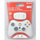 Беспроводной геймпад XBOX 360 + PC Original белый