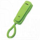 Проводной телефон BBK BKT-105 зеленый