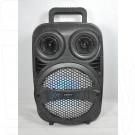 Bluetooth Speaker ZQS-8107 портативная акустика