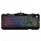 Клавиатура игровая Defender Butcher GK-193DL черная с подсветкой