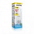 Светодиодная Лампа Smartbuy C37 Е27 12Вт теплый свет