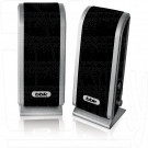 BBK CA-192S черно-серая акустика 2.0