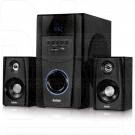 BBK CA-217S акустика 2.1 черная