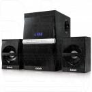 BBK CA-227S компьютерная акустика 2.1 черная