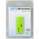 CARD READER microSD в блистере