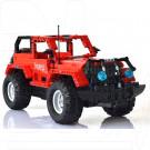 Конструктор Cada Jeep