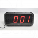 VST 806-1 часы настольные с красными цифрами